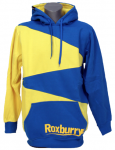 Roxburry Hoodie Blue/Yellow
