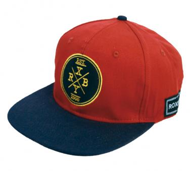 Roxburry Seabrook Snapback Red/Navy