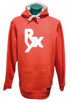 Roxburry Icon Hoodie Coral